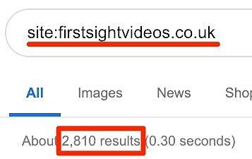 Google indexations