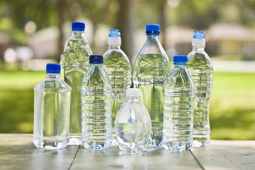 Пример брендинга воды