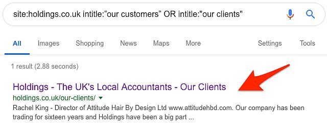 Пример страницы из локальной бухгалтерии, где они перечисляют своих клиентов.