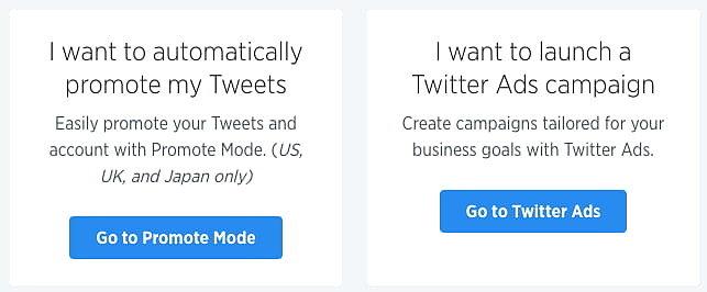 Как разместить рекламу в Твиттер